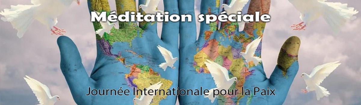 Journée Internationale pour la Paix